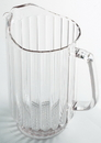 Camwear 60 Ounce Clear Pitcher 6 Per Pack - 1 Per Case