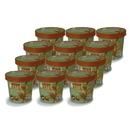 Modern Oats Apple Walnut Oatmeal Cups 2.6 Ounce Cups - 12 Per Case