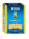 De Cecco No. 93 Farfalle 1 Pound Per Box - 12 Per Case