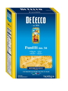 De Cecco No. 34 Fusilli 1 Pound Per Box - 12 Per Case
