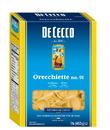 De Cecco No. 91 Orecchiette 1 Pound Per Box - 12 Per Case