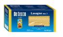 De Cecco No. 1 Lasagna 1 Pound Per Box - 12 Per Case