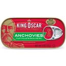 King Oscar 00034800600610 King Oscar Anchovies 18/2 Ounce