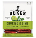 Duke'S Chorizo And Lime Pork Sausages 5 Ounces Per Pack - 8 Per Case