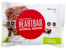 Corazonas Non Gmo Heartbar Apple Cinnamon Oatmeal Square 1.76 Ounces Per Bar - 6 Per Pack - 12 Per Case