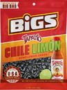Bigs Chile Limon Sunflower Seeds 5.35 Ounces - 12 Per Case