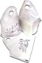 Pak-Sher 34 Inch X 18.5 Inch X 12 Inch White Carryout Bag 250 Per Pack -1 Per Case