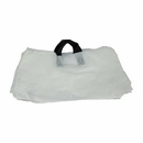 Pak-Sher 6637 Tote Bag Soft White 19X10X9 1-500 Each