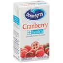 Ocean Spray Cranberry Health 4.2 Fluid Ounce Boxes - 40 Per Case