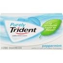 Trident Peppermint Sugar Free Gum 14 Sticks Per Pack - 12 Packs Per Box - 12 Boxes Per Case
