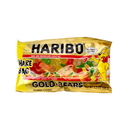 Haribo Confectionery Gummi Candy Gold-Bears Share Bag 3.5 Ounce - 18 Per Case