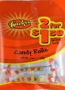 Gurley's Foods 19052 2 For $1.50 Candy Rolls 2 Ounce - 12 Per Case