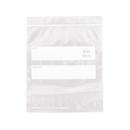 Royal 7 Inch X 8 Inch Double Zipper Quart Bag 500 Per Pack - 1 Per Case