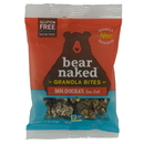 Bear Naked Dark Chocolate And Sea Salt Granola Bites 1.3 Ounces Per Pack - 50 Per Case