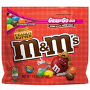 M&M's 333546 M&M's Peanut Butter Stand Up Pouch 5 Ounce 8/Case