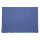 Royal SPM914E Blue Placemat 9-1/4 X 13-1/4 Pkd 1000