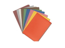 Royal 9.25 Inch X 13.25 Inch Burgundy Placemat 1000 Per Pack - 1 Per Case