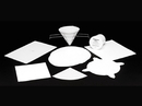 Royal HP1320-100 Non-Woven Filter Envelope 13-3/4 X 20-3/4 W/1-5/8 Hole Pkd 1/100