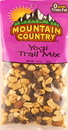 Mountain Country Yogi Trail Mix 6.75 Ounce - 6 Per Case