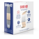 Band-Aid Assorted Sizes Tru-Stay Sheer Bandage 80 Per Pack - 3 Per Box - 8 Per Case