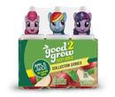 Good2Grow Apple Juice 6Oz 3Pk