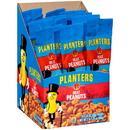 Planters Heat Peanut 2.25 Ounce Tube - 15 Per Pack - 3 Per Case