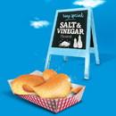 Pringles 3800013859 Pringles Crisps Salt & Vinegar 5.5oz 14Ct