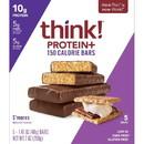 Thinkthin S'Mores Protein And Fiber Bars 5 Bars Per Box - 6 Per Case