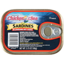 Chicken Of The Sea 00048000187093 Chicken Of The Sea Sardines In Hot Sauce 18/3.75 Ounce