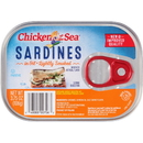 Chicken Of The Sea 10048000007060 Chicken Of The Sea Smoked Sardines In Oil 18/3.75 Ounce