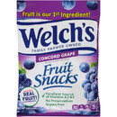 Welch'S Concord Grape Fruit Snacks 5 Ounces - 12 Per Case