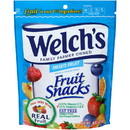 Welch'S Mixed Fruit Resealable Fruit Snack 8 Ounce Peg Bag - 9 Per Case