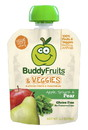 Buddy Fruits Veggies Spinach &Pear Case 18X1
