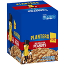 Planters Dry Roasted Peanuts 1.75 Ounce Tube - 18 Per Pack - 6 Packs Per Case