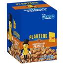 Planters Honey Roasted Peanut Tubes 1.75 Ounces - 18 Per Pack - 6 Packs Per Case