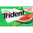 Trident Sugar Free Watermelon Twist Gum 14 Pieces - 12 Per Pack - 12 Packs Per Case