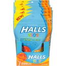 Halls 00302 Halls Kids Lollipops Orange 4X10 Pc