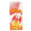 Great Western 10 Inch Popcorn Bags 1000 Per Pack - 1 Per Case