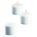 Sterno Candle Lamp 10 Hour White Votive Candle 288 Per Pack - 1 Per Case