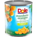 Dole Mandarin Orange In Light Syrup 100 Ounce Can - 6 Per Case