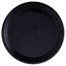 Wna-Caterline 18 Thermo Round Black Tray 25 Count