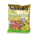Haribo Confectionery Sour Gold-Bear 4.5 Ounce - 12 Per Case