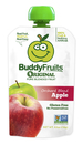 Buddy Fruits Vegan Orchard Blend 4.1 Ounce Squeeze Pack - 100 Per Case