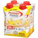 Premier Protein P2A010304IS0601 Premier Protein Protein Bananas And Cream Shake 3-4-11 Fluid Ounce