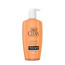 Neutrogena 6815131 Facial Cleanser Deep Clean 8-3-6.7 Fluid Ounce