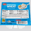 Post Frosted Shredded Wheat Cereal 1 Ounces Per Bowl - 96 Per Case