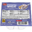 Post Blueberry Shredded Wheat Cereal 1 Ounces Per Bowl - 96 Per Case