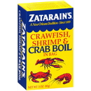 Zatarain'S Crab Boil Dry Mix 3 Ounce Box - 6 Boxes Per Case
