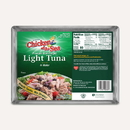 Chicken Of The Sea 10048000003895 Chicken Of The Sea Premium Wild-Caught Light Tuna In Water 6 Pack Of 43 oz