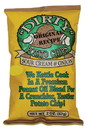 Dirty Potato Chips 52009 Dirty Sour Cream And Onion Potato Chips 2 ounces Per Pack - 25 Per Case